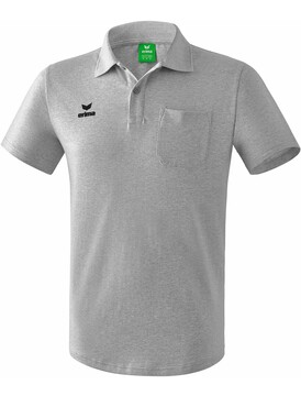 Top Qualität erster Blick erstklassige Qualität ERIMA Poloshirt Herren mit Brusttasche