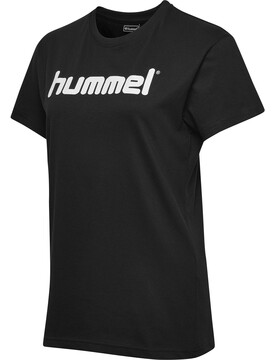 hummel HMLGO COTTON LOGO T-SHIRT WOMEN S/S