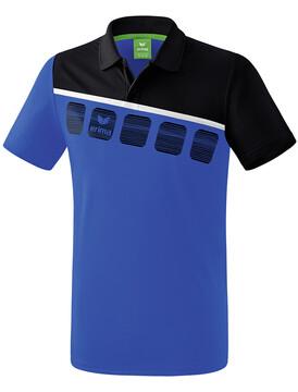 online store 3d670 6f17d ERIMA 5-C Poloshirt Herren/Kinder